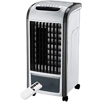 Acondicionador de Aire Frío Calor Portátil 4 en 1 Potente ...