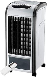Acondicionador de Aire Frío Calor Portátil 4 en 1 Potente, Refrigerador, Calefactor, Humidificador y Purificador - Esterilizador de Aire,Ultrasilencioso, Temporizador 24 Horas, Mando a Distancia