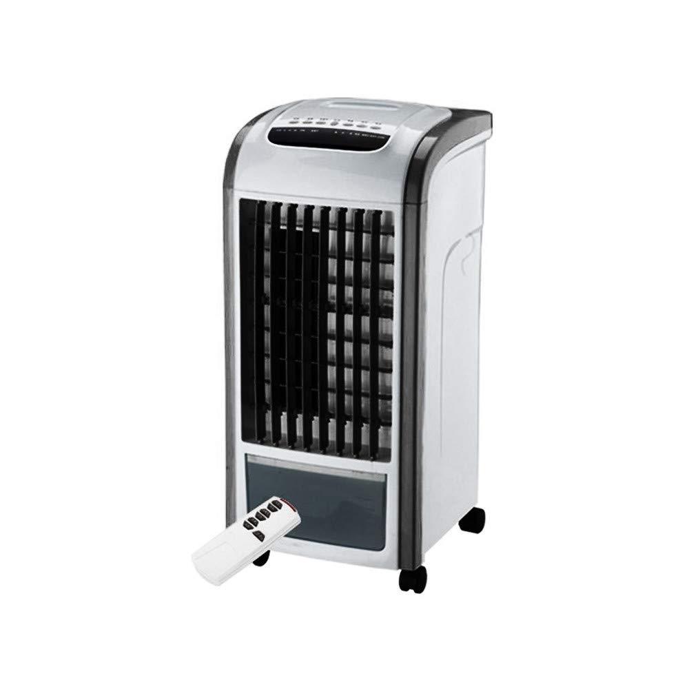 Challenge Humidificador de Aire Acondicionado multifunción, 4 en 1, Air Cooler Green/Black con Control Remoto, humidificador y Aire, Productos, purificador de Aire Intenso Puro: Amazon.es: Hogar