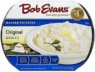 BOB EVANS MASHED POTATOES ORIGINAL 24 OZ PACK OF 2