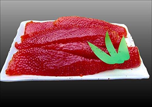 お買い得 新物アラスカ産紅鮭筋子500g