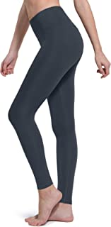 Tesla Yoga Pants High-Waist/Mid-Waist Tummy Control w Pocket