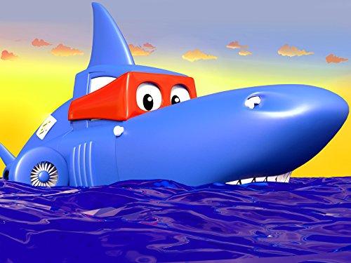 The Shark Truck / The Jukebox Truck / The Windmaker Truck / The Hot Air Balloon Truck