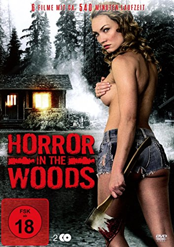 Horror in the Woods - Uncut Box Edition mit 6 Filmen [2 DVDs]