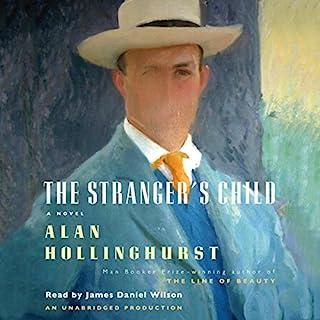 The Stranger's Child audiobook cover art