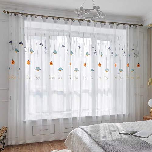 Bolo Cortinas opacas de aislamiento ermal, 200 x 275 cm (perforadas)