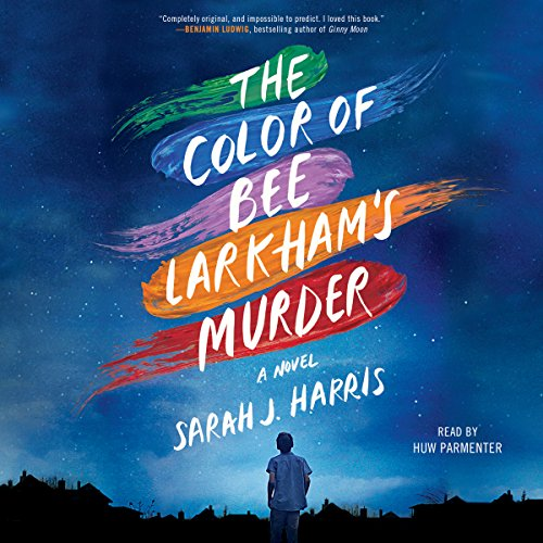 The Color of Bee Larkham's Murder audiobook cover art