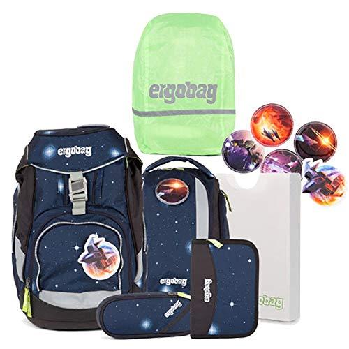Ergobag Pack Schulrucksack-Set 7tlg (KoBärnikus)