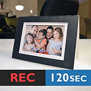120s PHOTO FRAME CARD RECORD chip sound music voice musical greeting talking