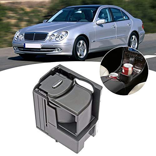 Portavasos para Consola Central de Coche, Portavasos para Bebidas Compatible para Mercedes-Benz CLS C219 W211 S211 A2116800014 B66920118