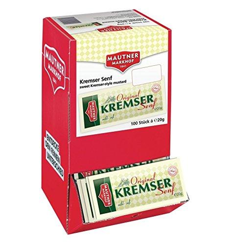 Mautner Kremser Senf 100x20g