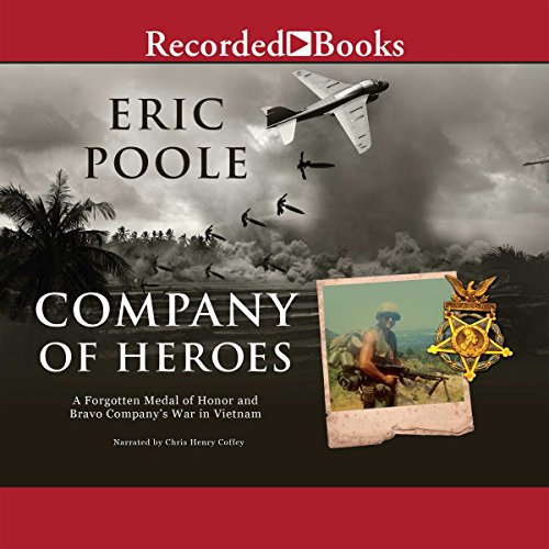 Company of Heroes audiobook cover art