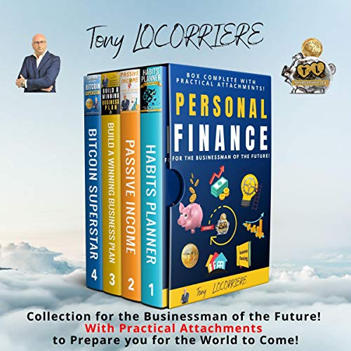 Personal Finance: Collection for the Businessman of the Future! A Path in 4 Works, with Practical Attachments That Teaches You to Invest in Your Skills ... World to Come! cover art