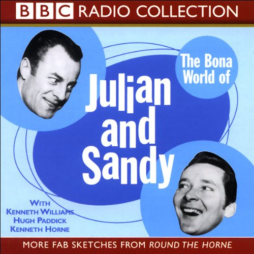 The Bona World of Julian and Sandy cover art