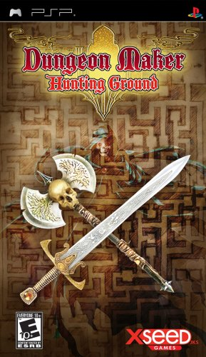 Dungeon Maker: Hunting Ground - Sony PSP