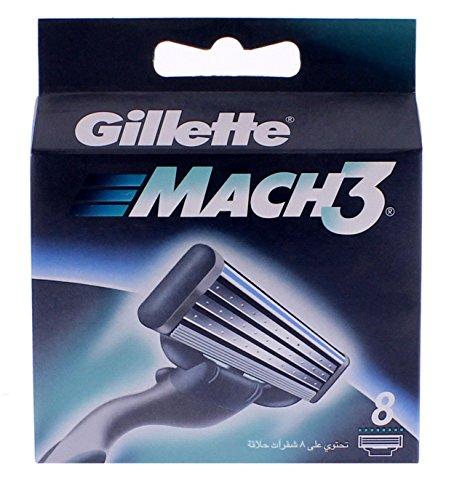 24 Gillette Mach 3 ( 3x8er ) Neu,Ovp,Original Rasierklingen