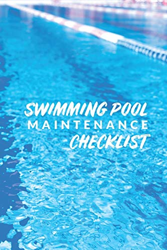 Swimming Pool Maintenance Checklist: Swimming Pool Cleaning Made Easy With This DIY Pool Maintenance Checklist; Customized Pool Maintenance Book; Swim ... Item; Pool Cleaning Accessories Kit