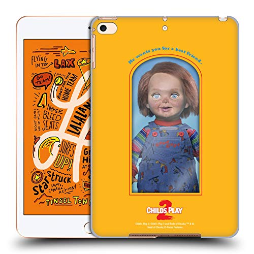Official Child's Play Good Guys Toy Box II Key Art Hard Back Case Compatible for Apple iPad mini (2019)