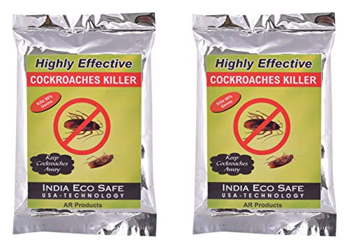 AR Products Cockroach Killer Gel (Pack of 2X 70 g)