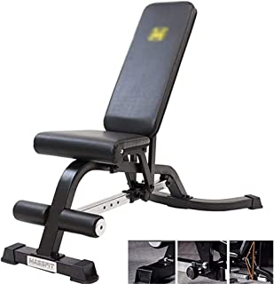 Dumbbell Bench Adjustable Weight Multi-Function Men And Women Home Sit-Ups Supine Board Fitness Equipment