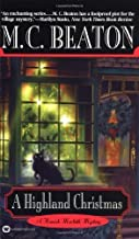 A Highland Christmas (Hamish Macbeth Mysteries, No. 16) by Beaton, M. C. (2002) Mass Market Paperback