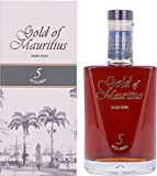 Gold of Mauritius 5 Ans Solera Dark Rhum 700 ml