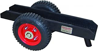 """Abaco Sd008 - Slab Dolly With 8"""" Rubber Tires (Slab Dollies)"""