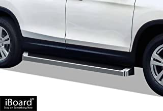 APS iBoard Running Boards Style Custom Fit 2016-2020 Honda Pilot Sport Utility 4-Door (Nerf Bars Side Steps Side Bars)