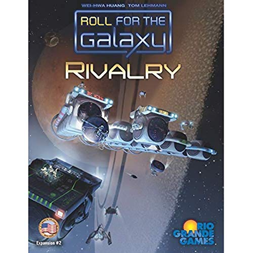 Kids Play Time Roll for the Galaxy: Rivalry