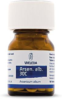 Weleda Arsen Alb 30C - Pack of 125 Tablets