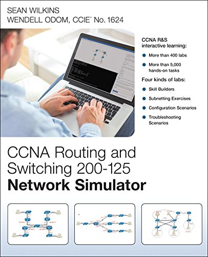 Odom, W: CCNA Routing and Switching 200-125 Network Simulato (Network Simulator)