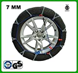 KAWIN Shopping on line Catene da Neve OMOLOGATE 185 60 16 V5117 7mm 185/60-16 R16