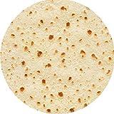 Ochine Burritos Blanket Giant Flour Tortilla Throw Blanket...