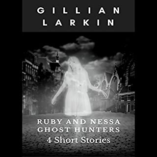 Ruby And Nessa - Ghost Hunters - Box Set 1 audiobook cover art