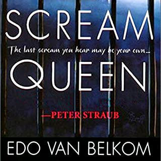 Scream Queen audiobook cover art