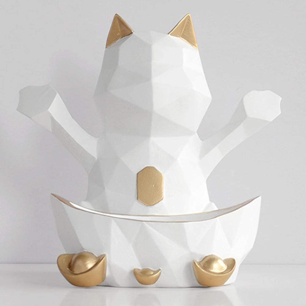 Ornament Statue trend rank Resin for Wedding fo Price reduction Wall Box Storage Decoration