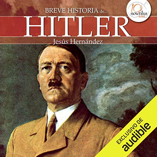 Breve historia de Hitler cover art