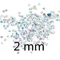 1ピースDIYネイルグリッタースパンシンズキラキラアートアクセサリーLamc5のためのパ装飾 (Color : 10)