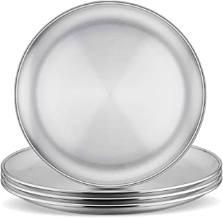 Best metal dining plates Reviews