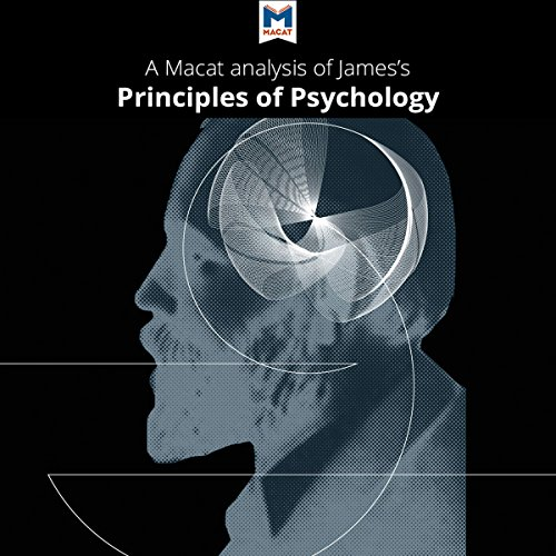 A Macat analysis of William James' The Principles of Psychology audiobook cover art
