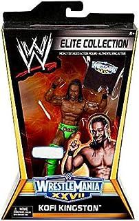 Mattel WWE Wrestling Exclusive Elite Collection Wrestle Mania XXVII Action Fi...