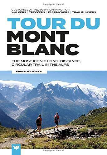 Jones, K: Tour du Mont Blanc (European Trails)