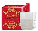 VANFURCARE - Pañales desechables para incontinencia de adultos para hombres y mujeres, paquete de 10 piezas M/L 70-120 cm