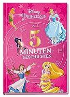 Disney Prinzessin: 5-Minuten Geschichten: 12 Abenteuer mit den Prinzessinnen