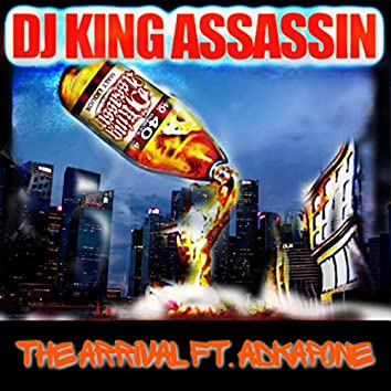 The Arrival (feat. Adkapone)