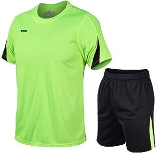 Men's Jumpsuit Jogging Suit Gym Set Sports Pants & Tshirt Tracksuits Set