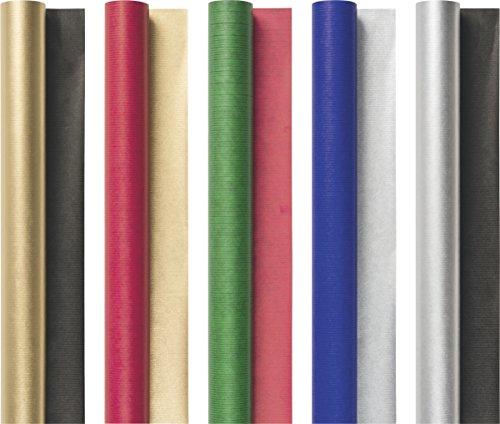 Rollo De Papel Kraft De Colores Marca Baier & Schneider