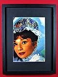 gerahmt & montiert 16x 12Film Poster My Fair Lady