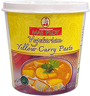 Mae Ploy Yellow Curry Vegeterian Version 35 Oz
