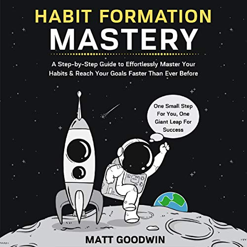 Habit Formation Mastery  By  cover art